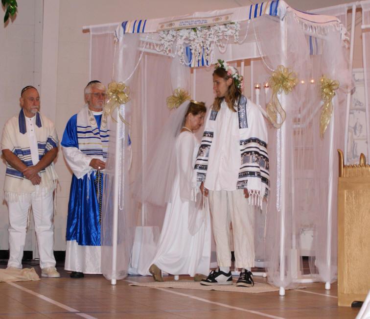 The Ancient Jewish Wedding