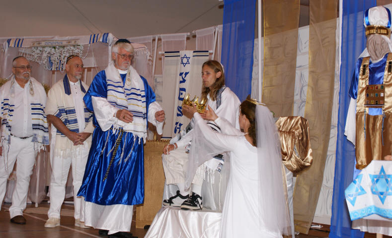 Other Ancient Jewish Wedding Performances