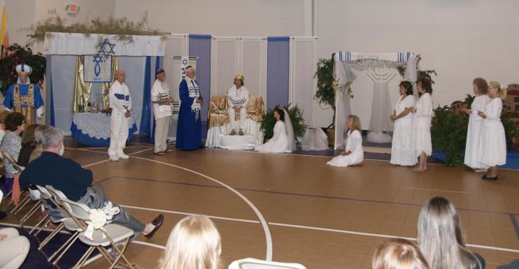 Ancient Jewish Wedding Drama From