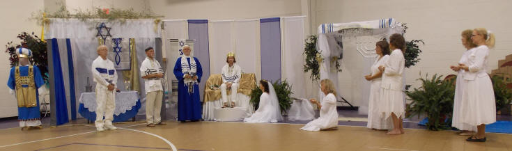 The Ancient Jewish Wedding Drama