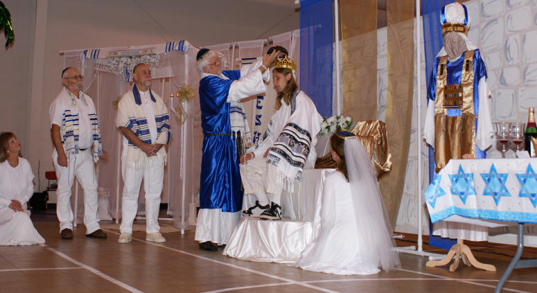 Newsletter 2009 for Ancient jewish wedding dress