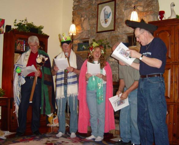 Haman Purim Costume
